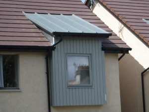 Topseal GRP roofing system
