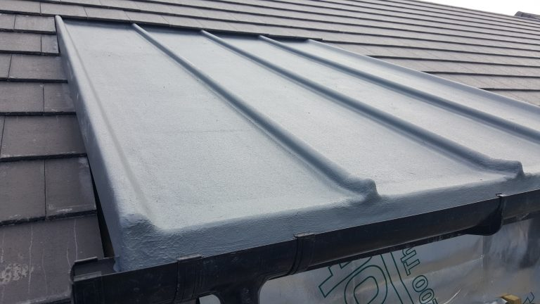 GRP TOpseal Roof Edinburgh