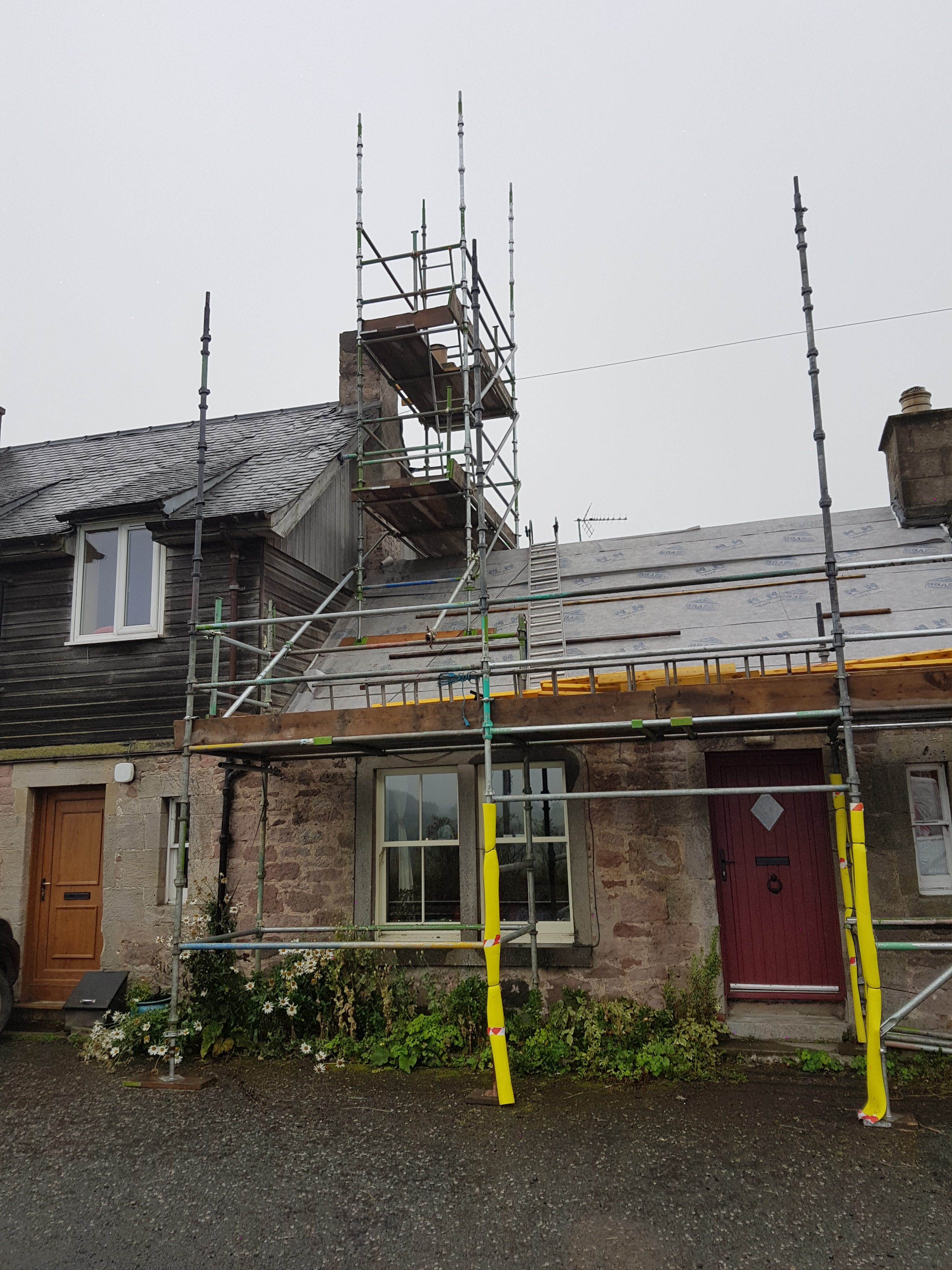 Roofing Services Edinburgh
