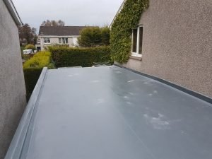 Roofers  Edinburgh GRP