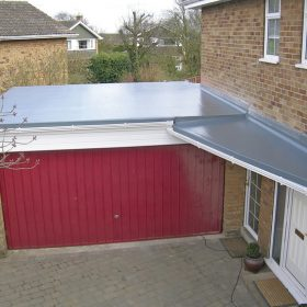 topseal GRP roofing systems
