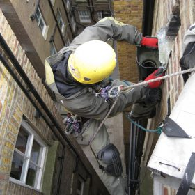 rope access repairs Lead Work