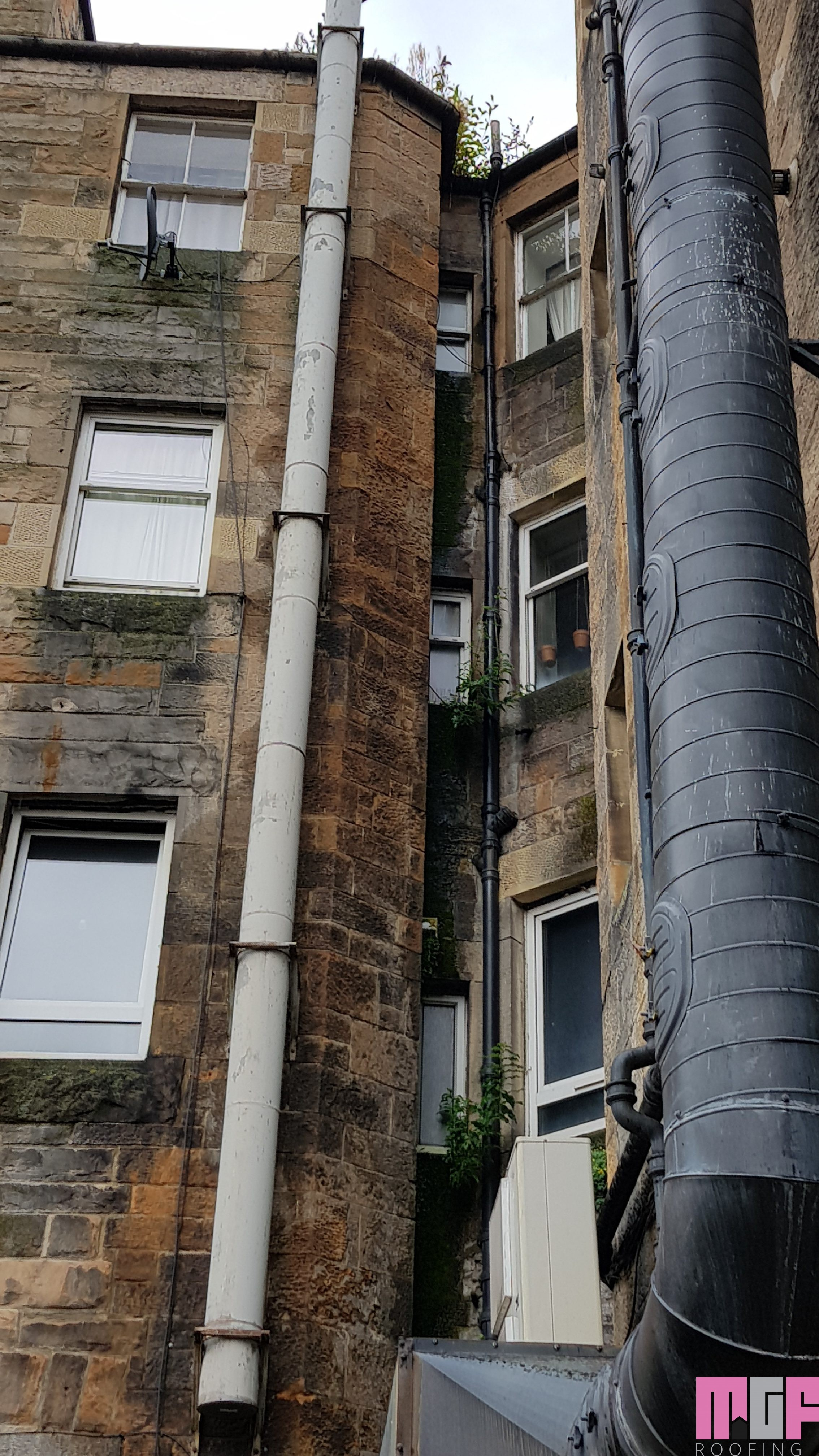 Cast Iron Guttering Edinburgh Gutter Repairs Gutter