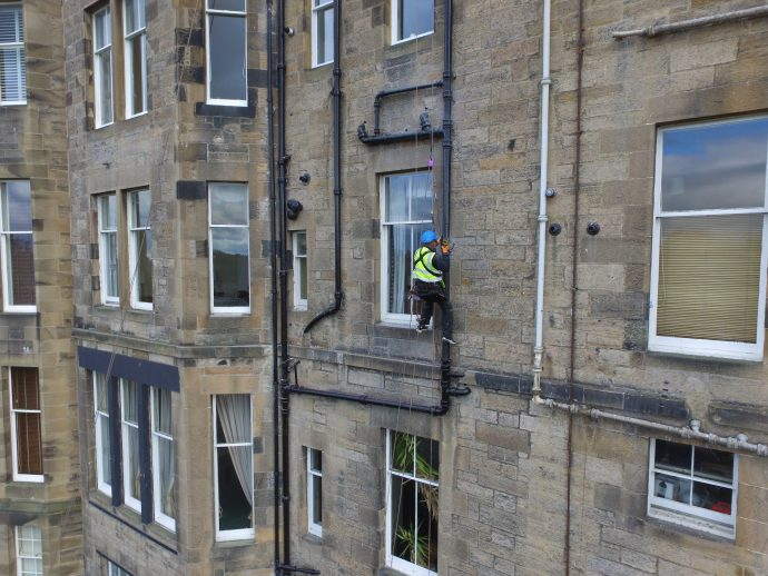 Projects Archive Mgf Roofing Edinburgh