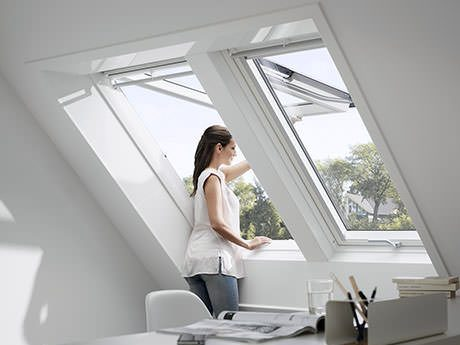 Velux  roof windows Top Hung